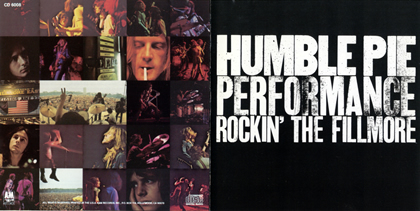 Humble Pie - Performance Rockin' The Fillmore